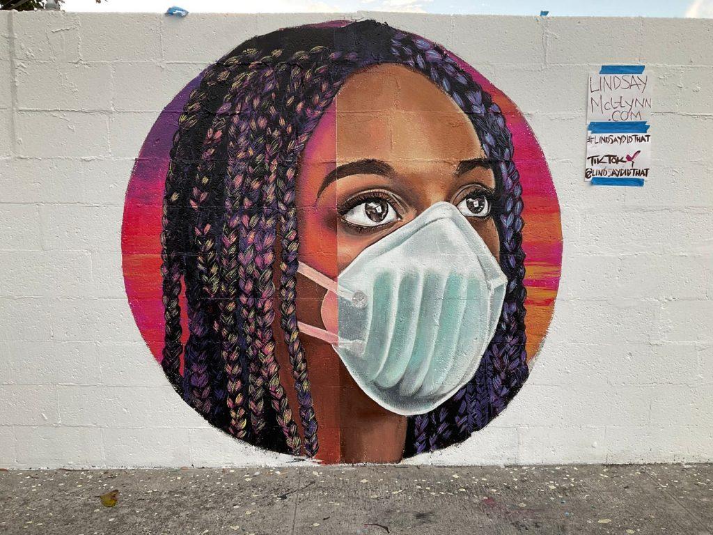 Street Painting Festival Artist Lindsay McGlynn